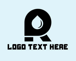 """""""Oil Letter R"""" by FishDesigns61025"""