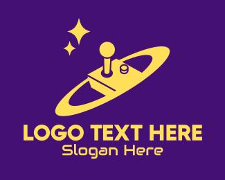 Leisure - Joystick Controller Orbit  logo design