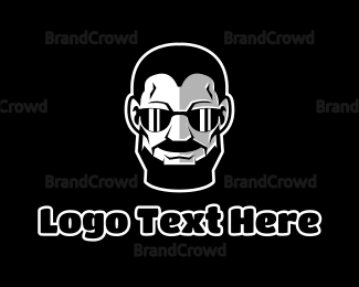 Buff - Bouncer Beard logo design