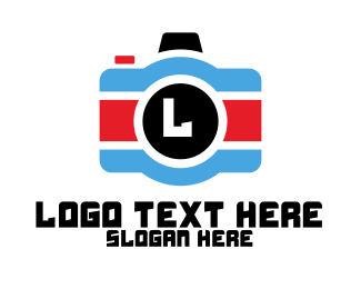 Artist - Artistic Photographer logo design