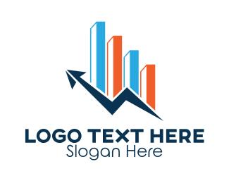 """Statistics Graph"" by LogoBrainstorm"