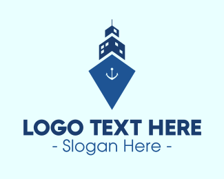 Ship - Ship Tower logo design