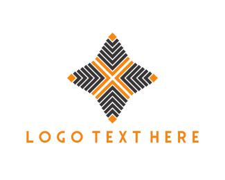 Pyramidal Star Logo
