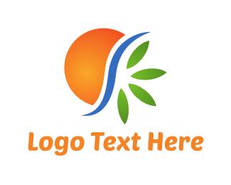 Natural - Natural Environment logo design