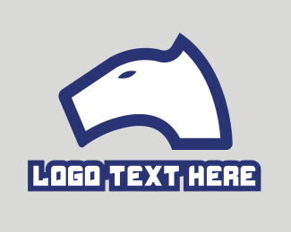 Grooming - Australian Dog logo design