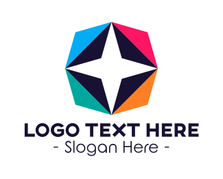 Astral - Generic Star Company Business logo design