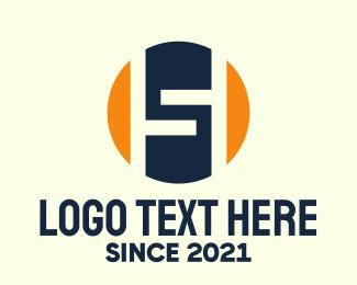 Corporation - Round Corporate Letter S logo design