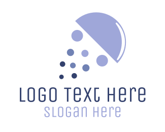 Jelly - Purple Jellyfish logo design