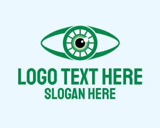Prescription Glasses - Eye Vision Health  logo design