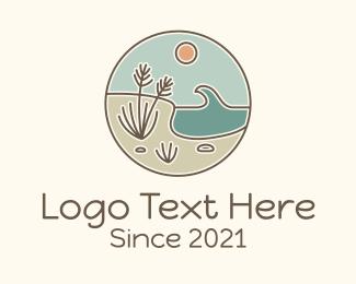 Tsunami - Outdoor Beachside logo design