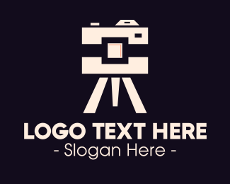 Picture - Photography Camera logo design