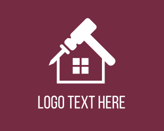 Renovation - Home Repair logo design