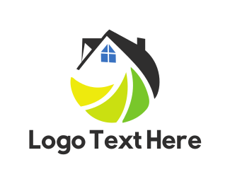 House - Home & Garden logo design