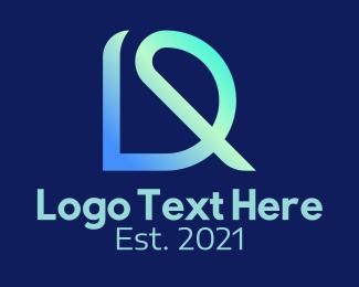 Programming - Digital Program Lettermark logo design