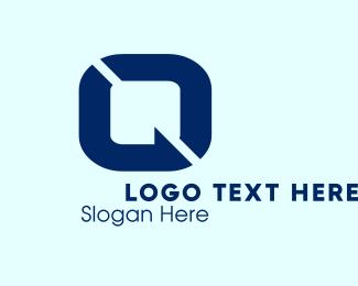 Letter O - Financial Letter O logo design