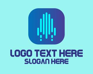 Digital Music App Logo