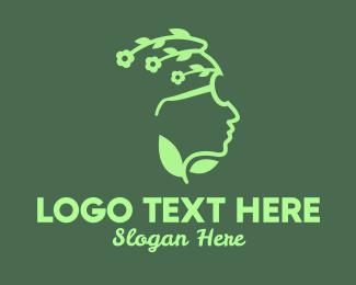 Visual - Eco Eyeglasses logo design