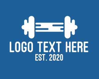 Fitness Gym - Cloud Fitness Gym logo design