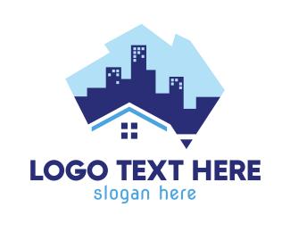 Builder - Australian Builder logo design