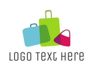 Website - Bag Shop logo design