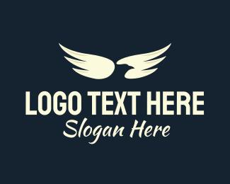 Transport - Eagle Wing Transport logo design
