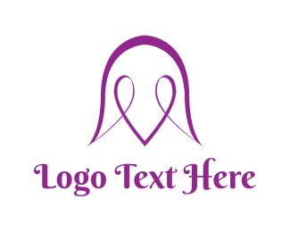 Wing - Heart Wings logo design