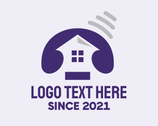 Telephone - Telephone House logo design