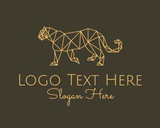 Tiger - Tiger Minimalist logo design