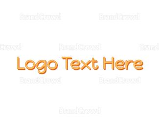 Learning Center - Friendly Yellow logo design