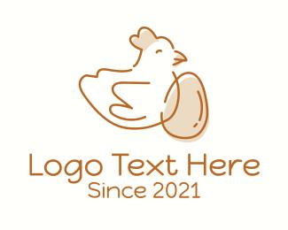 Poultry - Poultry Farm Chicken logo design
