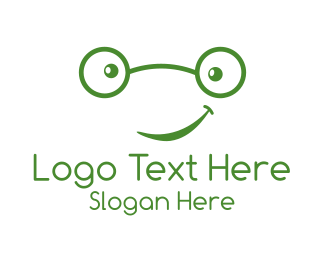 Geek - Cute Geek logo design