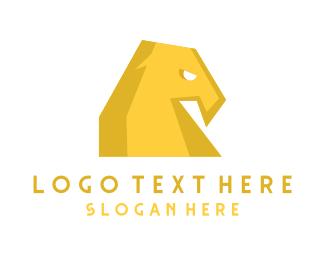 Rich - Golden Eagle logo design