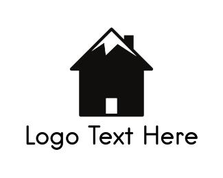 Mountain - Mountain Peak logo design