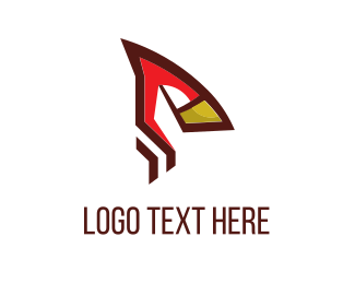 Pet Care - Cardinal Bird logo design