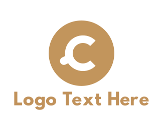 Cafe - Minimalist Coffee Cup logo design
