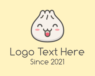Hong Kong - Happy Dumpling logo design