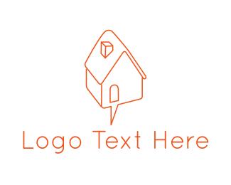 House Chat Logo