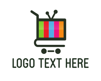 Sale - Cart Media logo design