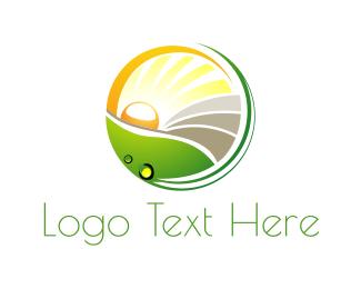 Environment - Environment Circle logo design