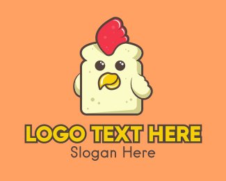 Sandwich - Chicken Sandwich Restaurant logo design