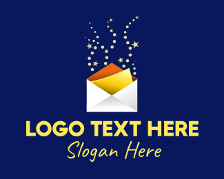Writing - Warm Invites logo design