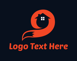 Fox - Fox House logo design