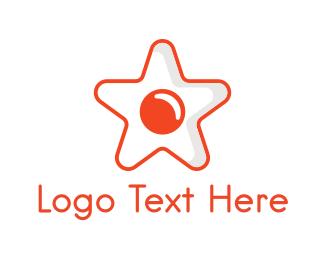 Star - Star Egg logo design
