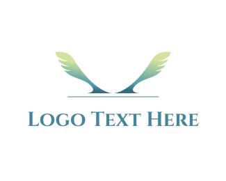 Blue Wings Logo