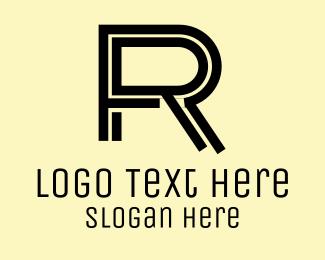Branding - Letter R logo design