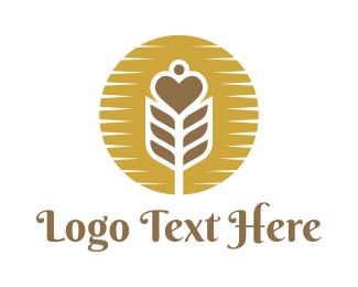 Nutrition - Cereal Love logo design
