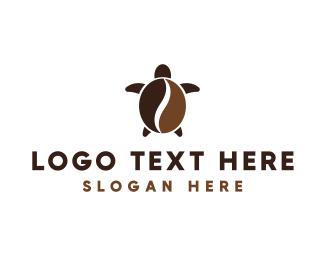 Fiji - Beach Coffee logo design
