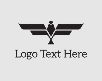 Property - Eagle Wing Pride logo design