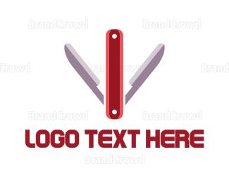Blade - Razor Blades logo design