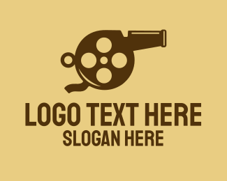 Pistol - Film Pistol logo design